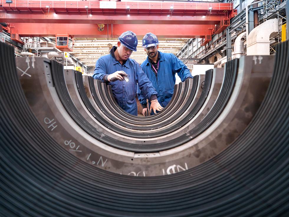 România pierde din viteză. Creșterea puternică a industriei din luna martie s-a mai domolit în aprilie