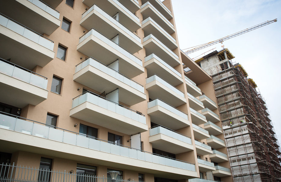 Dezvoltatorii rezidențiali: 2017 ar putea depăși anul 2008 la capitolul construcții de locuințe