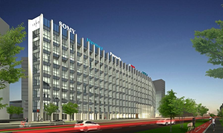 O companie americană de tehnologie închiriază birouri în proiectul Isho Timișoara al lui Ovidiu Șandor