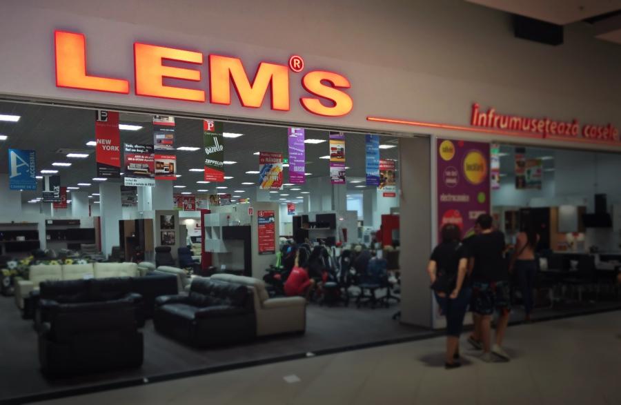 Producătorul prahovean de mobilă Lemet investește peste 230.000 de euro într-un magazin în Piatra Neamț