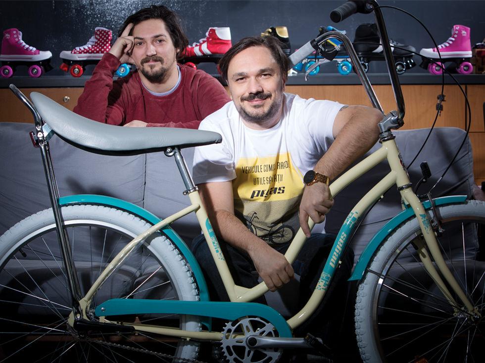 Cum a ajuns un brand comunist să concureze cele mai noi tehnologii din industria bicicletelor electrice