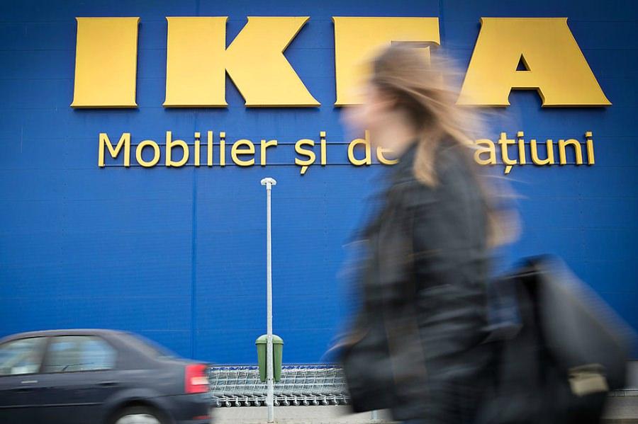 Vânzările IKEA România au crescut cu 14% în ultimul an. Peste 3,3 milioane de oameni au vizitat magazinul din Băneasa