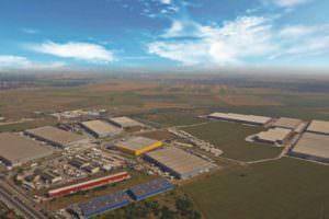 Altex a închiriat 10% din cel mai mare parc logistic din România