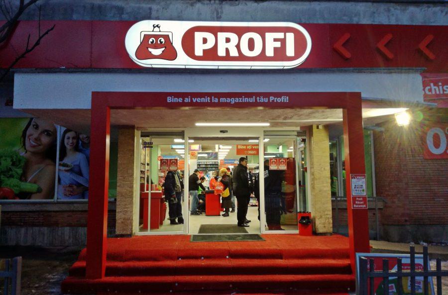 Profi inaugurează opt magazine într-o zi