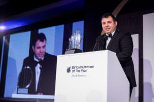 Cristian Covaciu, fondatorul IPEC, desemnat antreprenorul anului 2016 în România