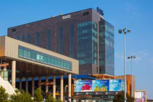 Iulian Dascălu începe construcția celei mai înalte clădiri din România
