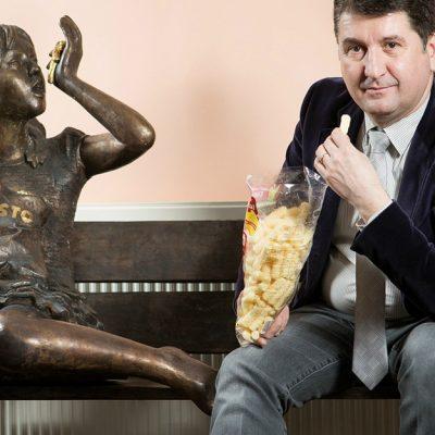 Stăpânul pufuleților: cum să câștigi 3 milioane de euro pe an din sare, mălai și ulei
