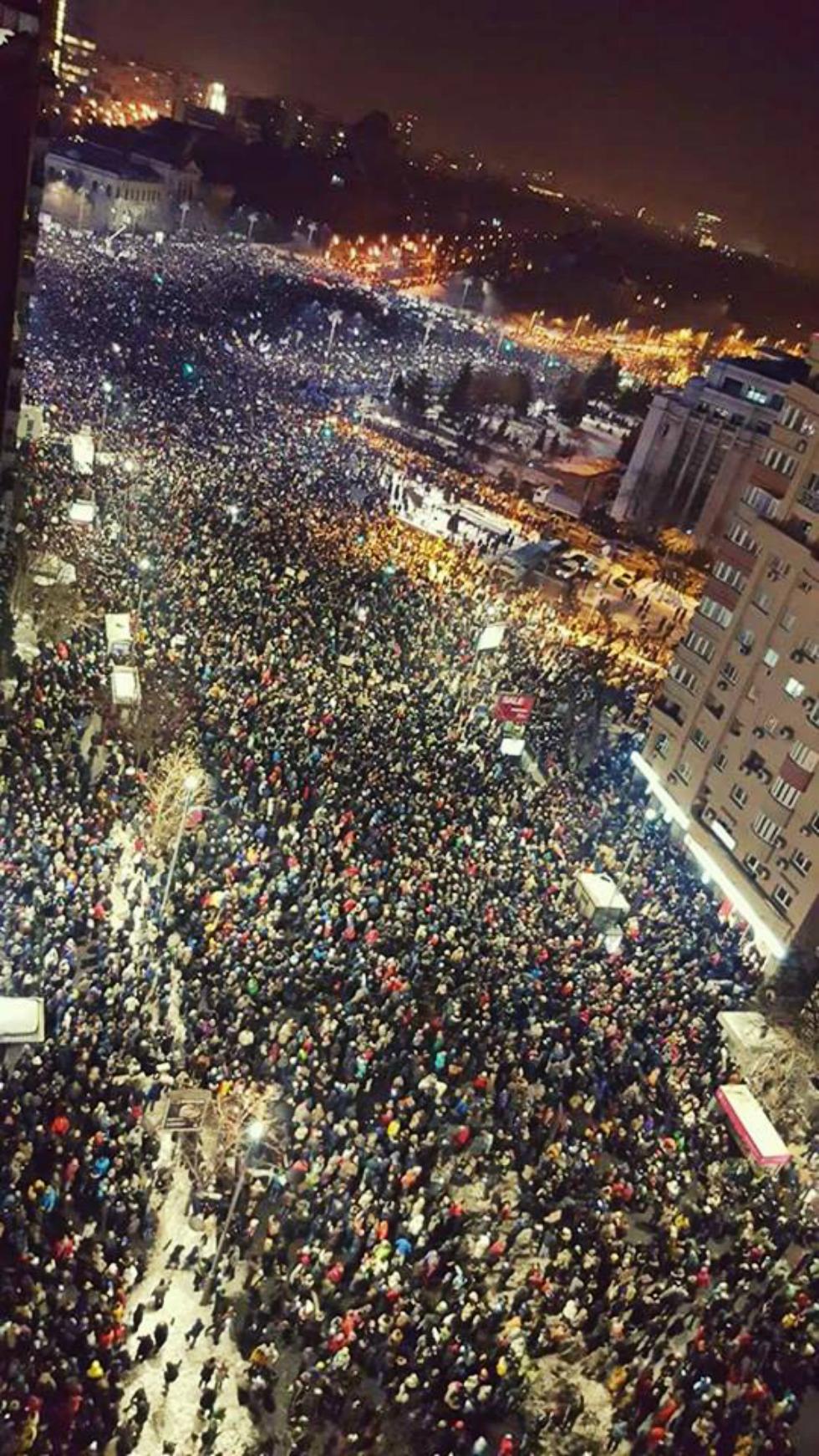 protest_piata victoriei_românia altfel