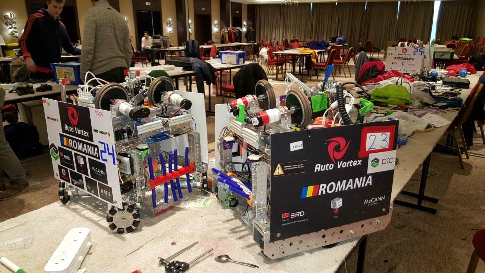 roboti AutoVortex