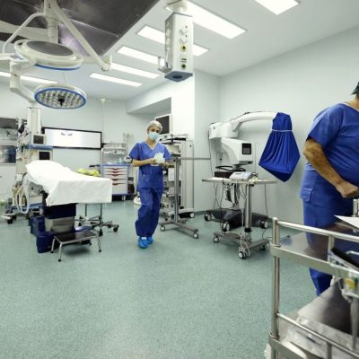 Trei spitale din Bucureşti, Constanţa şi Roman, beneficiare ale unor proiecte cu finanţare europeană