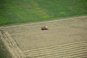 Terenul agricol din România este de opt ori mai ieftin decât cel din Germania