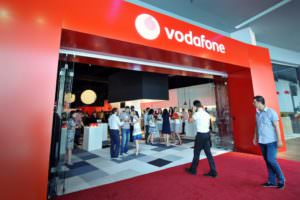 Vodafone a ajuns la 9,45 de milioane de clienți și venituri de 178,7 milioane de euro în trimestrul al treilea al anului trecut