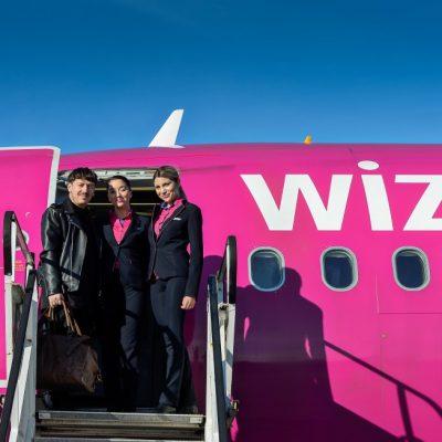 O nouă rută Wizz Air din România, din 9 august