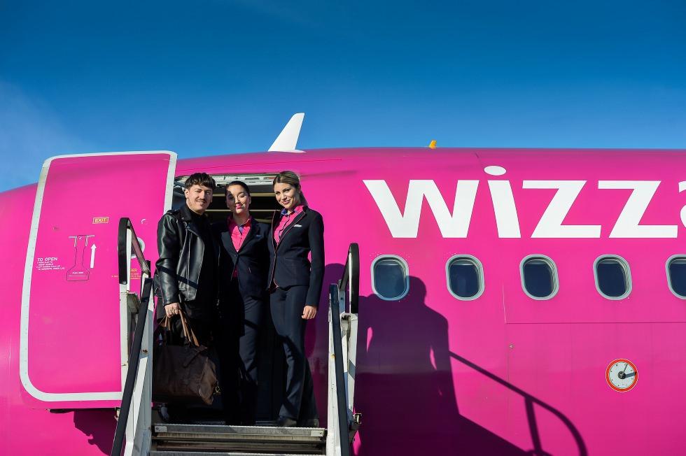 Wizz Air își extinde operațiunile la Sibiu. Ce rute vor fi introduse de la anul