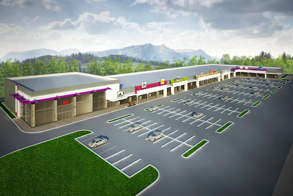 Ionuț Dumitrescu investește peste 16 milioane de euro în parcuri de retail la Bistrița și Târgoviște