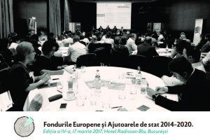 (P) BusinessMark: Accesarea fondurilor europene și ajutoarelor de stat, dezbătută de reprezentanți ai autorităților pe 17 martie 2017