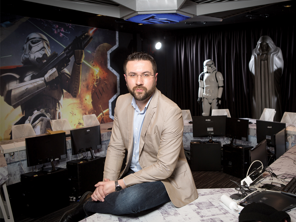 Studiourile IT din România și arta jocurilor pe calculator