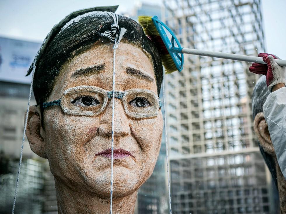 Modelul sud-coreean: afaceri de familie mari, cât mai mari