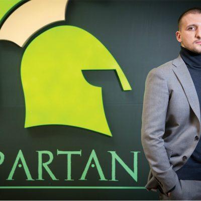 Cum a reușit suceveanul Ștefan Mandachi să ducă lanțul de restaurante fast-food Spartan la afaceri de 14 milioane de euro