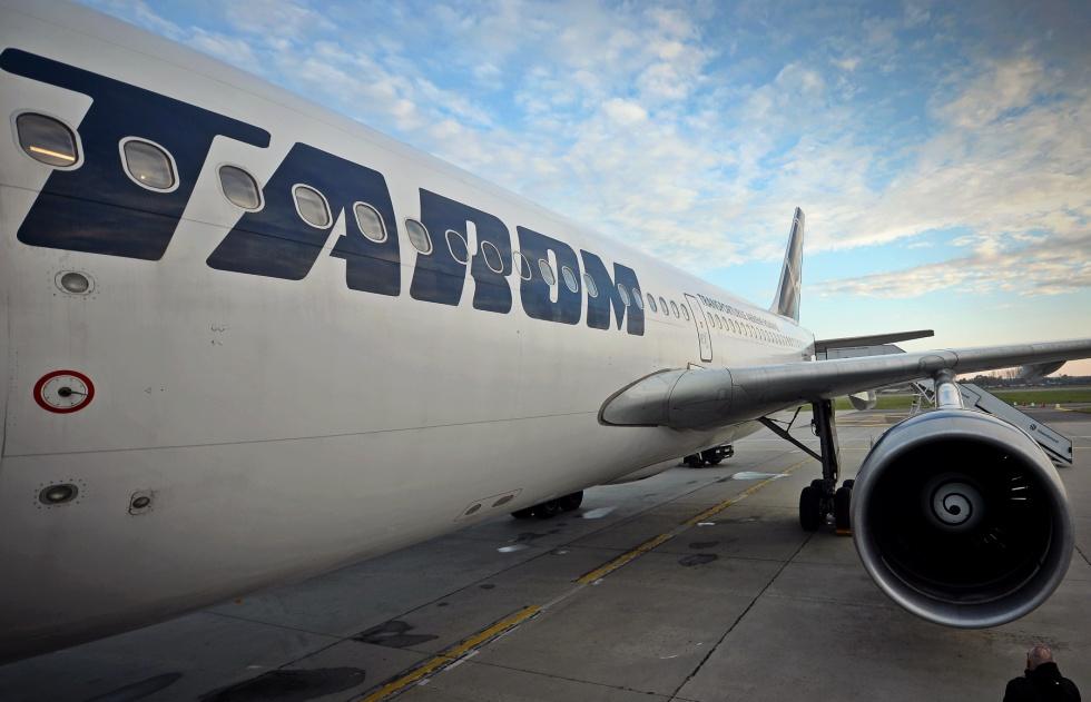 Flota Tarom se înnoiește (în sfârșit): compania de stat primește un avion Boeing 737