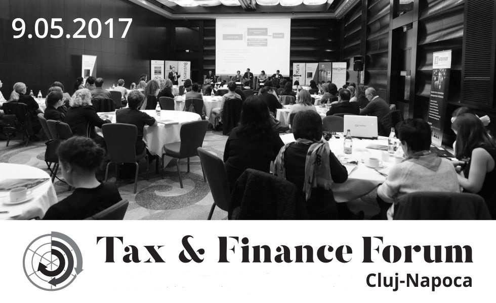 """(P) BusinessMark: Conferința de taxe și fiscalitate """"Tax & Finance Forum"""", pentru prima dată la Cluj-Napoca"""