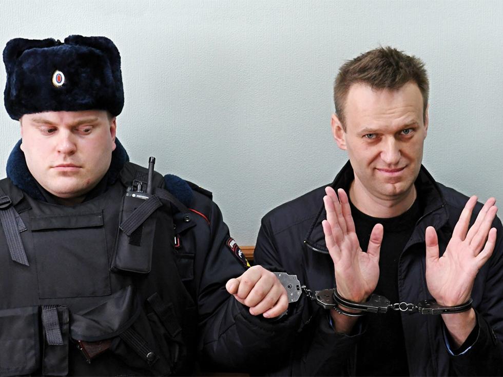 Culisele unui război: Navalnîi contra Putin