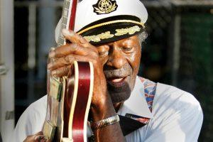 Chuck Berry: sfârșit de rock'n'roll