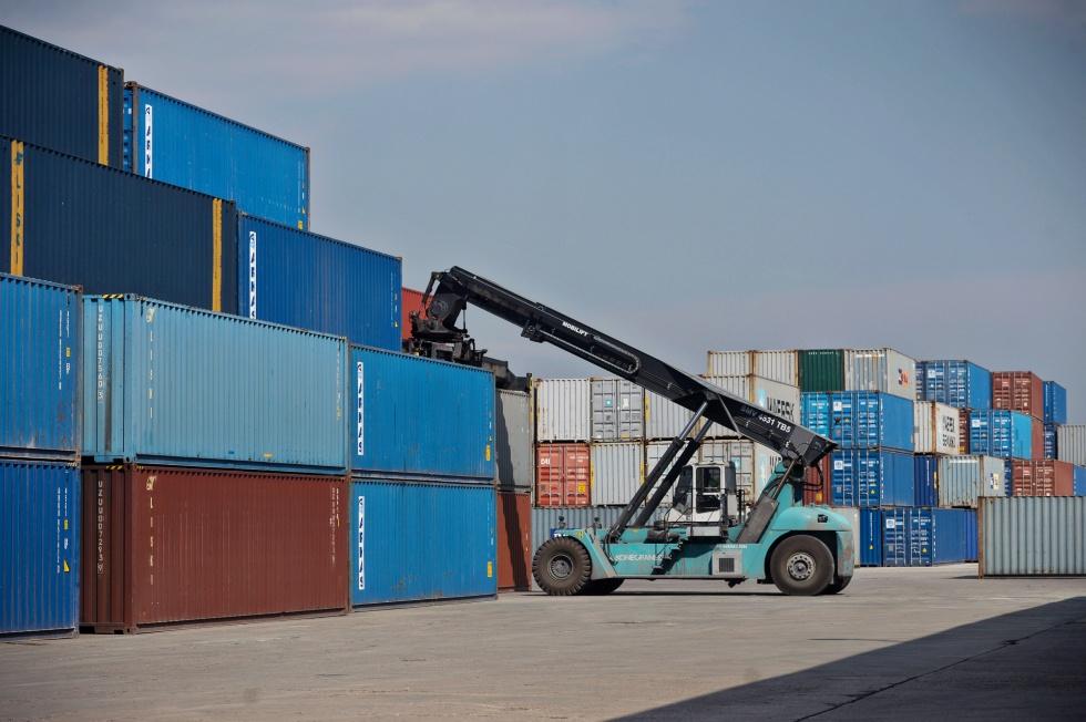 Comvex a obținut un credit de 33,6 milioane de euro pentru finalizarea unui terminal de cereale cu o capacitate de 200.000 de tone