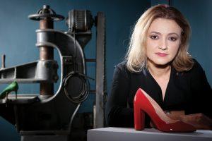 Ce decizie surprinzătoare a luat Cristina Bâtlan, creatoarea pantofilor Musette