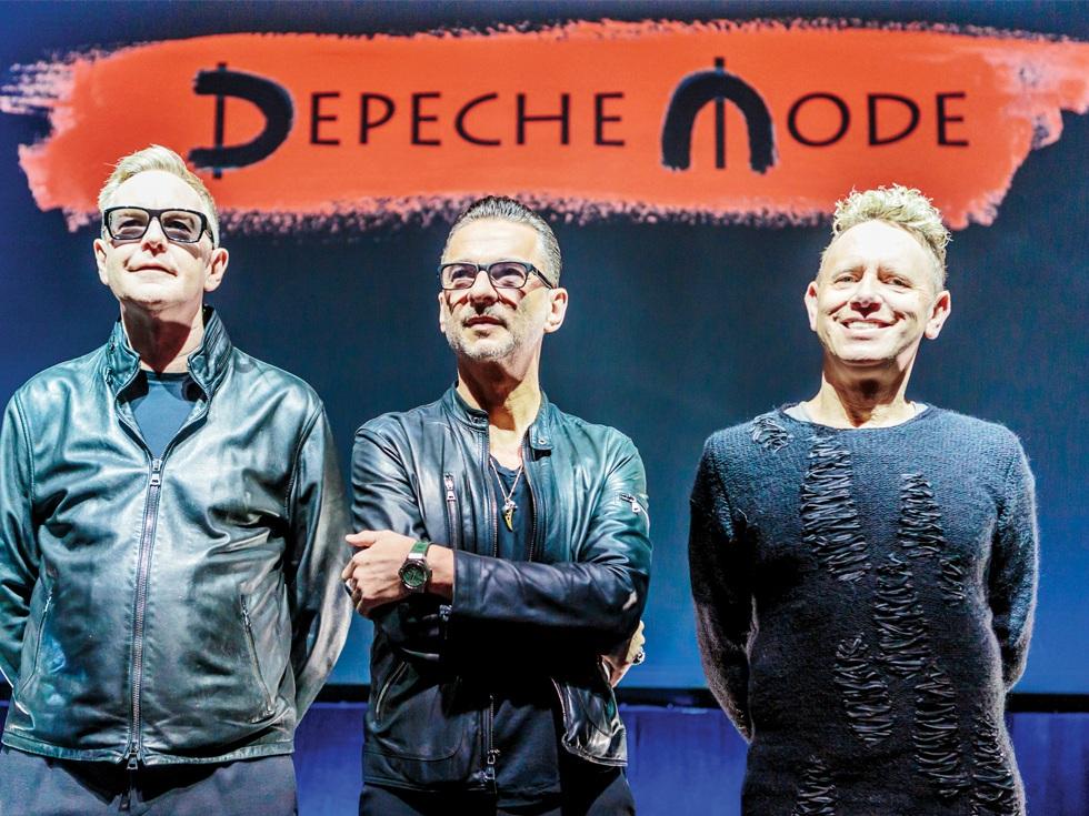 Depeche Mode: legenda anilor '80 concertează în Ardeal