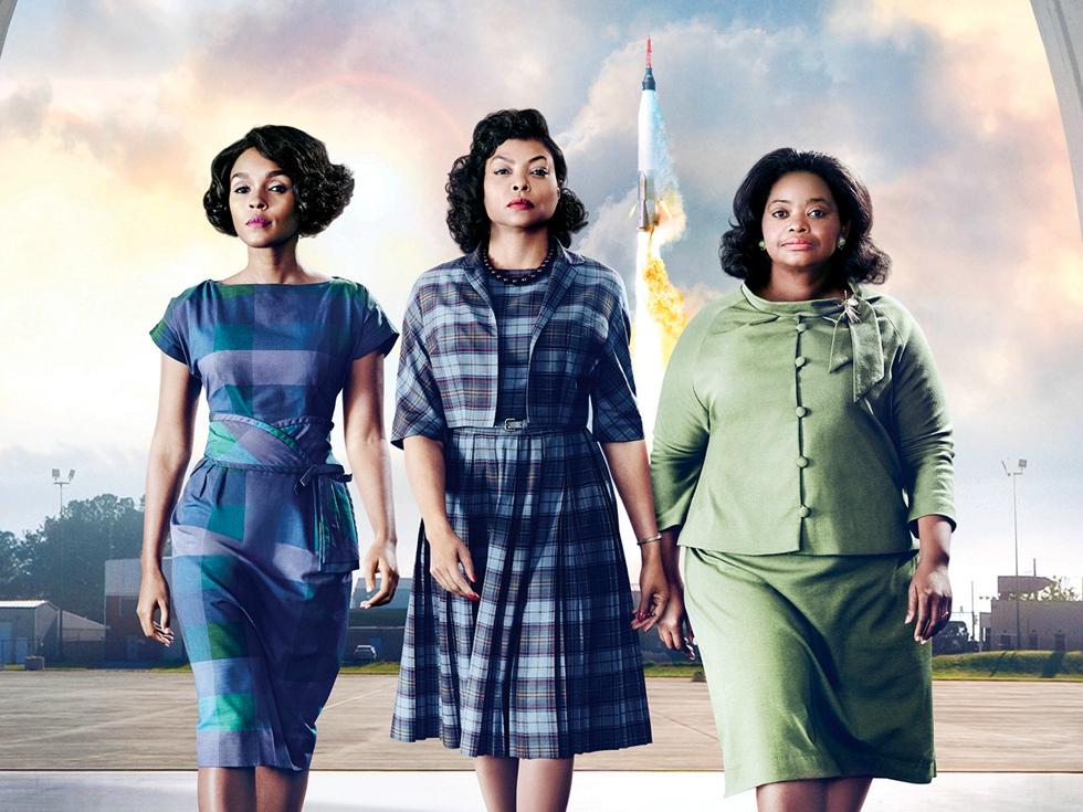 """""""Figuri ascunse"""": un film despre viața femeilor de culoare din America anilor '60"""