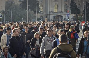 multime ue oameni strada protest mediafax newmoney