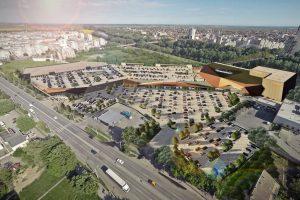 NEPI Rockcastle vrea să inaugureze până la finalul anului mallul de 40 de milioane de euro de la Satu Mare