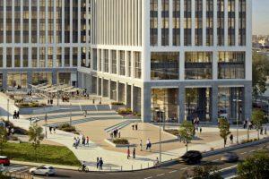 Un furnizor de soluții IT și un hub pentru antreprenori, primii chiriași ai birourilor din proiectul Timpuri Noi Square