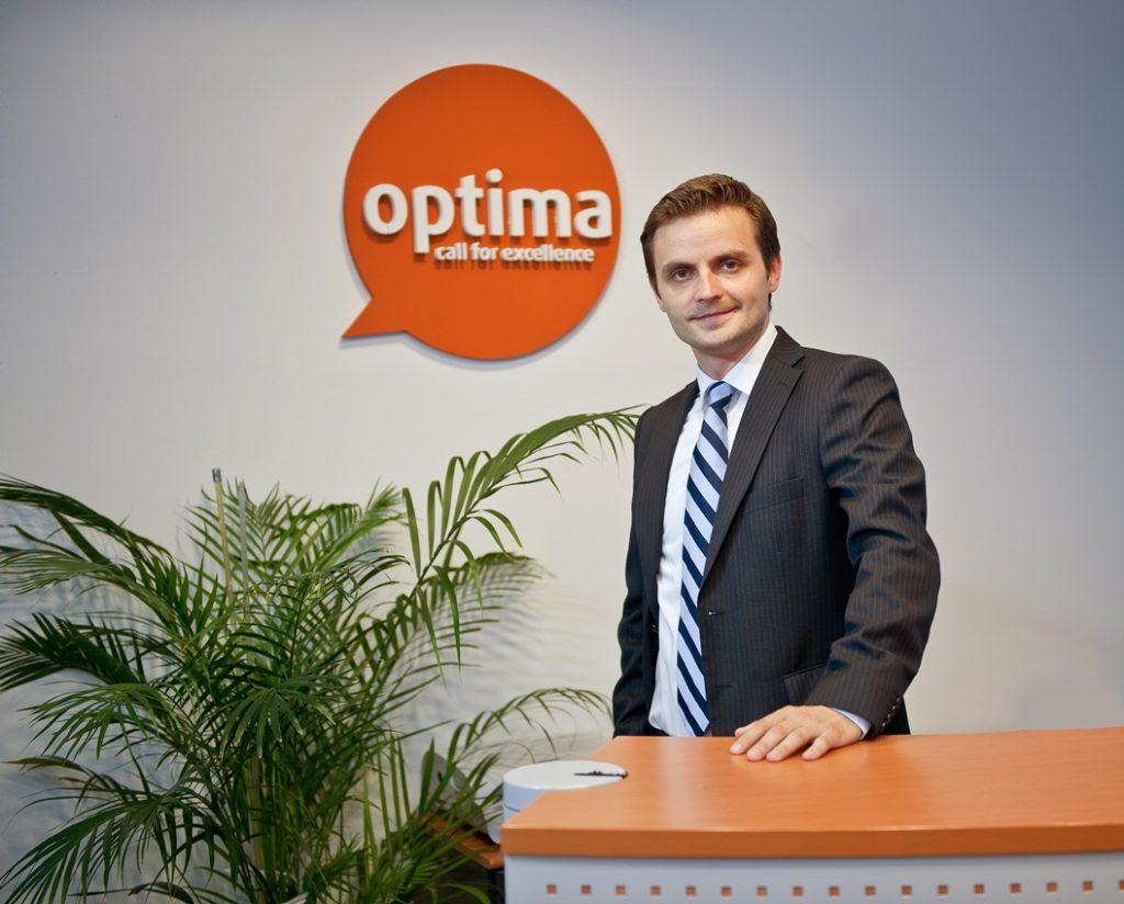 Compania de outsorcing Optima, creștere cu 20% la trei luni