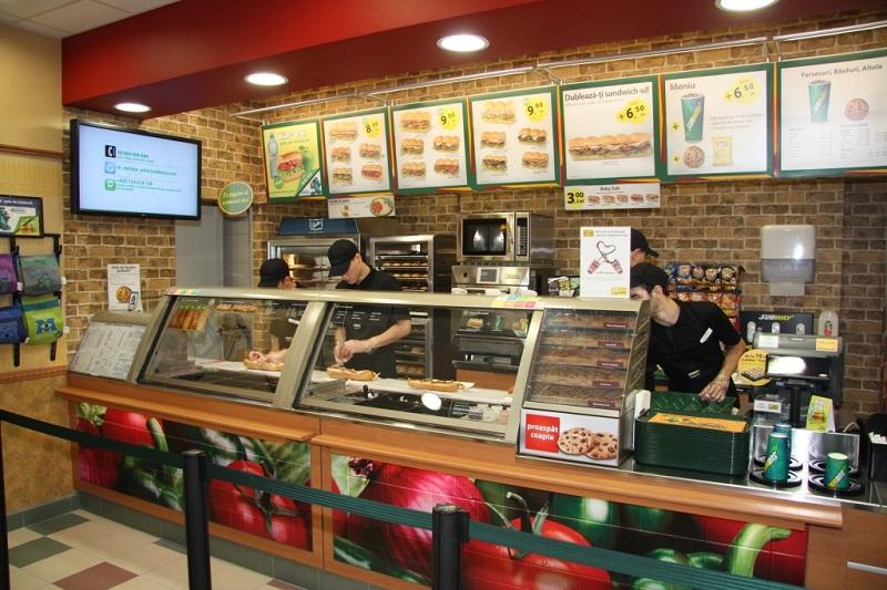 Subway țintește 40 de restaurante pe piața locală