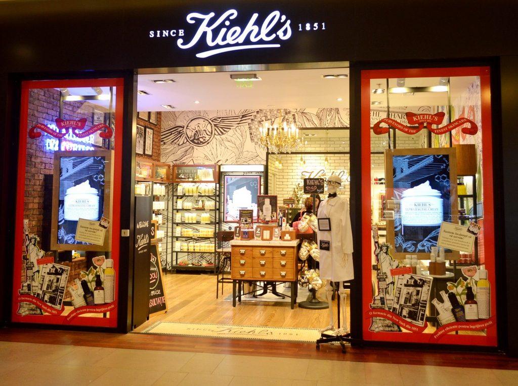 Brandul american de produse cosmetice premium Kiehl's deschide primul magazin în afara Bucureștiului