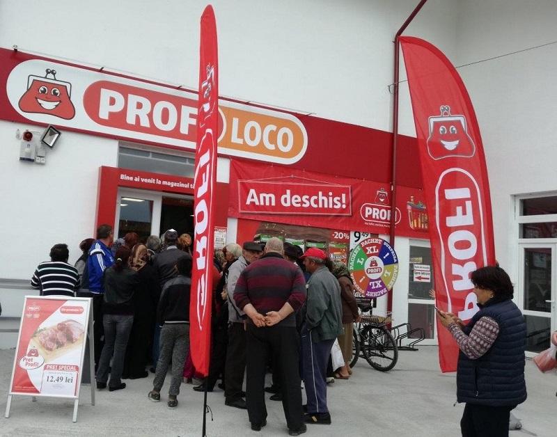 Magazinele Profi, prezente în peste 300 de localități din România