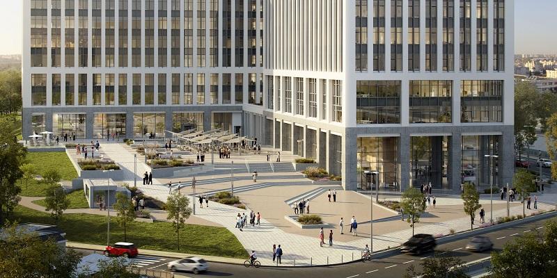 CBRE se va ocupa de managementul complexului Timpuri Noi Square