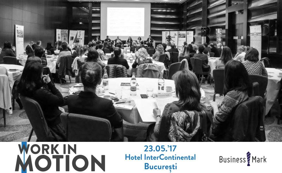"""(P) Perspectivele strategice asupra mobilității internaționale a angajaților sunt abordate la """"Work in motion. A workforce mobility conference"""""""