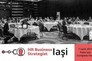 """(P) Conferința de resurse umane """"HR Business Strategist"""", pentru prima dată la Iași"""