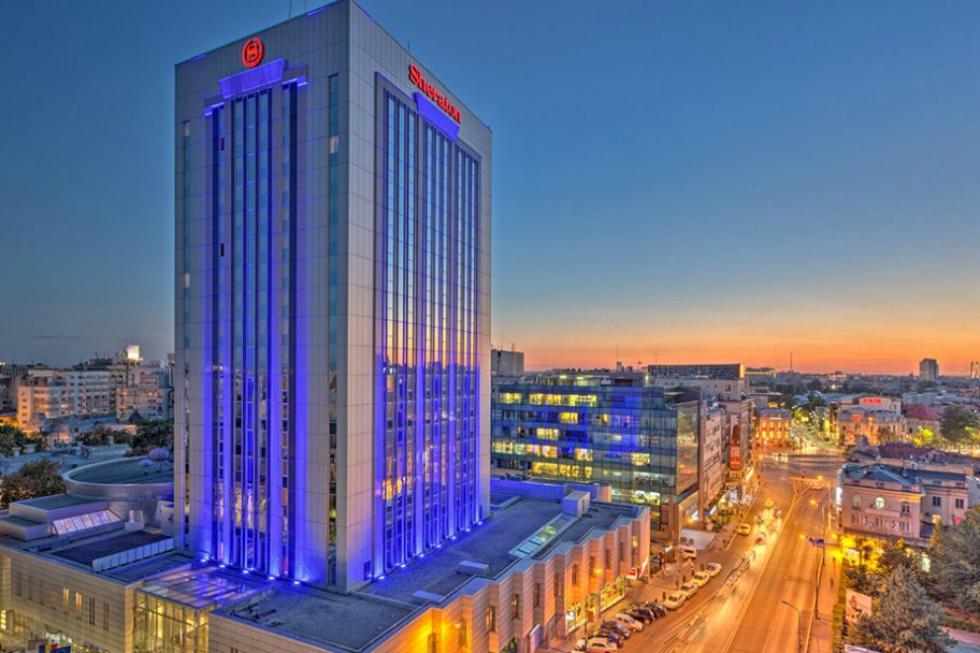 Hotelul Sheraton București vrea o creștere a afacerilor cu 20% în 2017