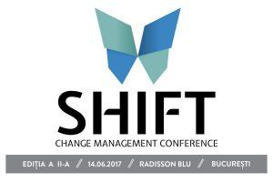 (P) SHIFT. Change Management Conference: specialiștii în change management discută despre modul în care companiile adoptă schimbarea
