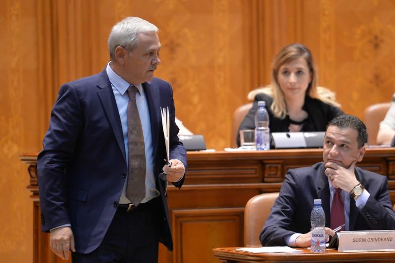 Cum vede The Economist criza politică de la București: Grindeanu a fost demis pentru că s-a certat cu Dragnea