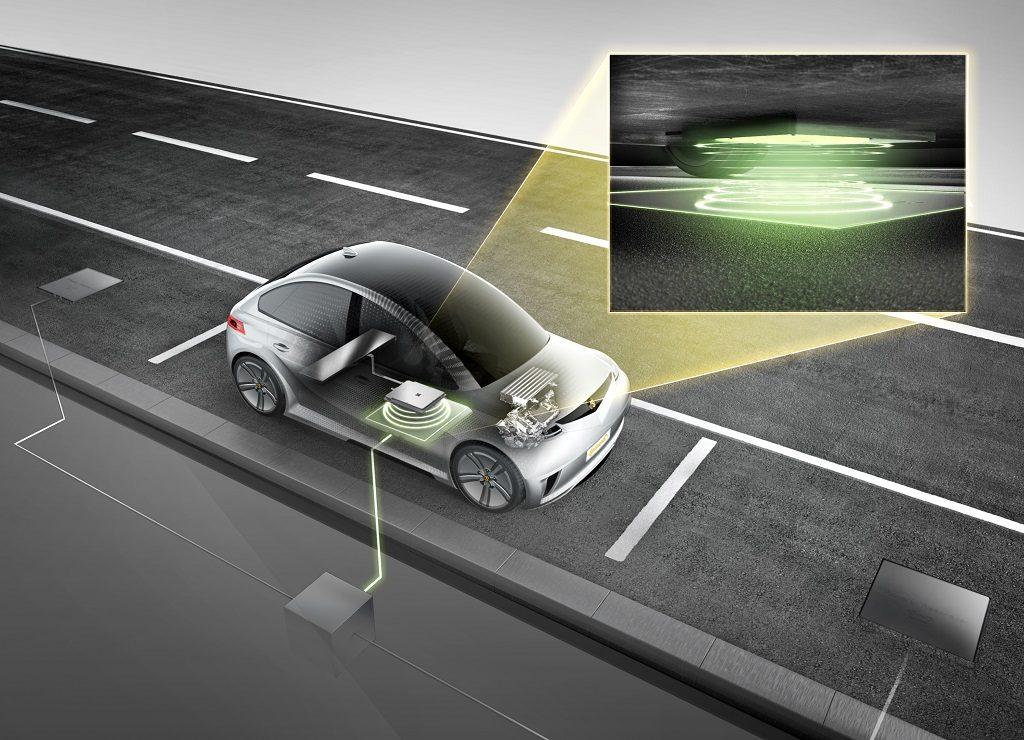 Continental a dezvoltat la Timişoara o nouă tehnologie de încărcare a maşinilor electrice