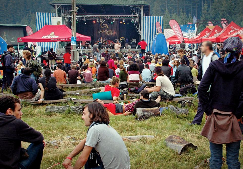 Woodstock românesc, la Poiana Lupului: în iulie începe cel mai complex festival de jazz în aer liber