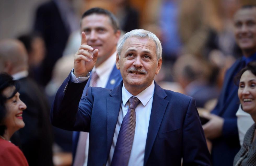 Liviu Dragnea: Oameni politici și de afaceri au încercat să preia în forță Guvernul