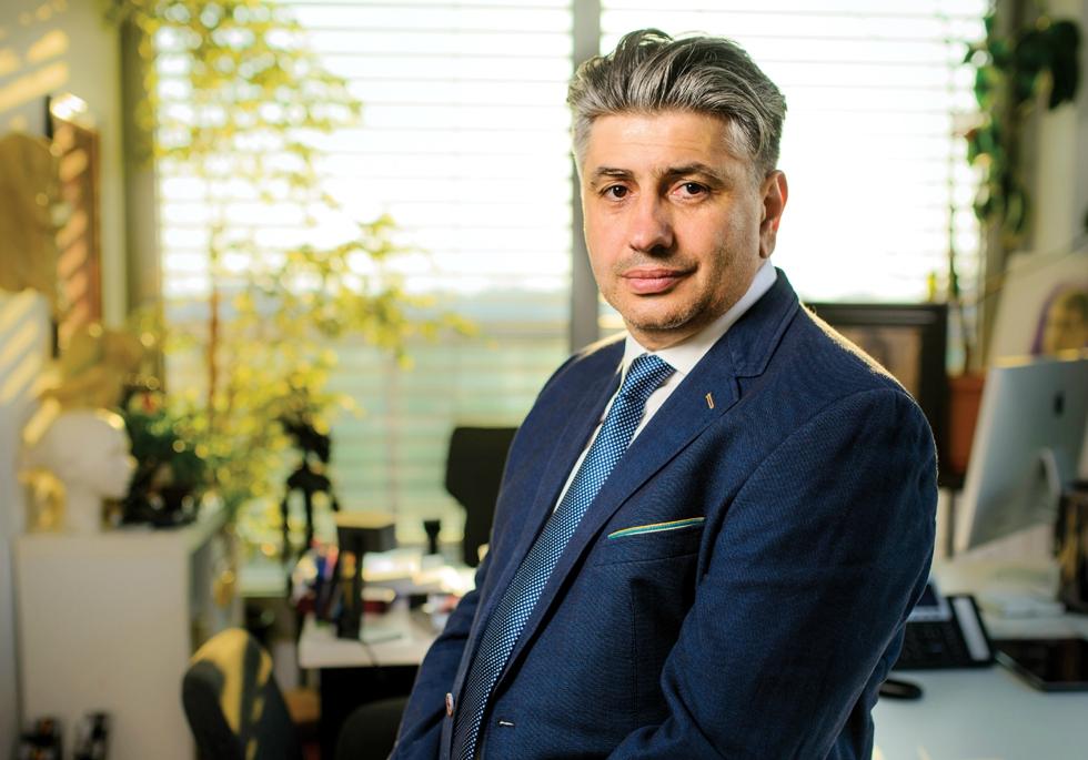 Cine este timișoreanul care a făcut afaceri în Austria, iar acum ridică birouri de 30 de milioane de euro în România