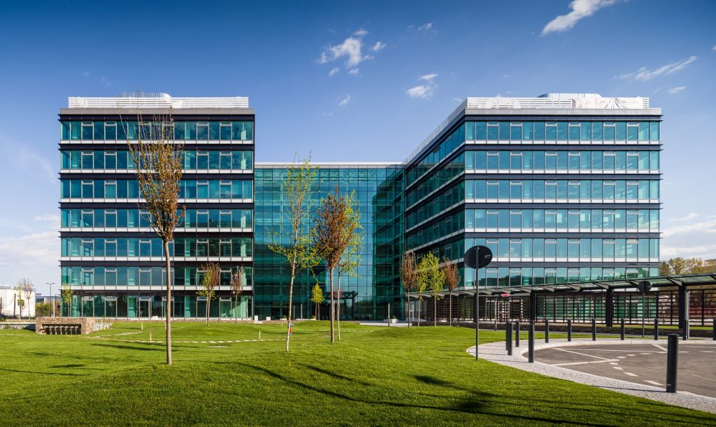 Britanicii de la Portland Trust demarează construcția celei de-a treia clădiri din ansamblul de birouri Oregon Park