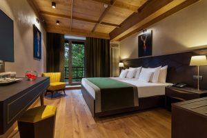Hotelul Bradul din Poiana Brașov, redeschis în urma unei investiții de două milioane de euro